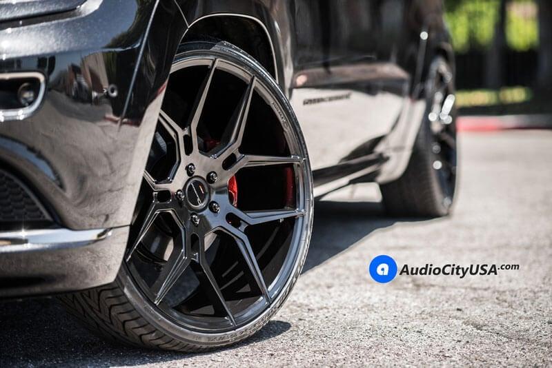 """Hyundai Customer Service >> 20"""" Giovanna Wheels Haleb Black Rims #GV002-1"""