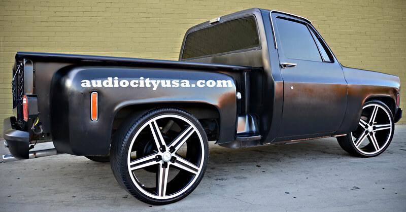 22 Quot Iroc Wheels Black Machined 5 Lugs Rims Irc003 3
