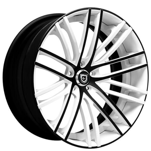 "24"" Lexani Forged Wheels LF-Luxury LZ-723 Custom Finish Forged Rims"