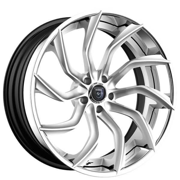 "20"" Lexani Forged Wheels LF-Luxury LZ-753 Matisse Custom Finish Forged Rims"