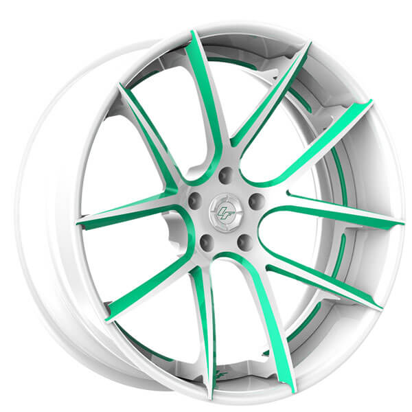 "19"" Lexani Forged Wheels LF-Sport LZ-118 Custom Finish Forged Rims"