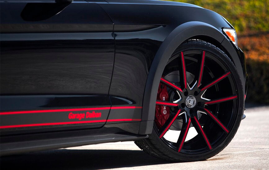 Lexani Wheels Gravity Custom Color Rims
