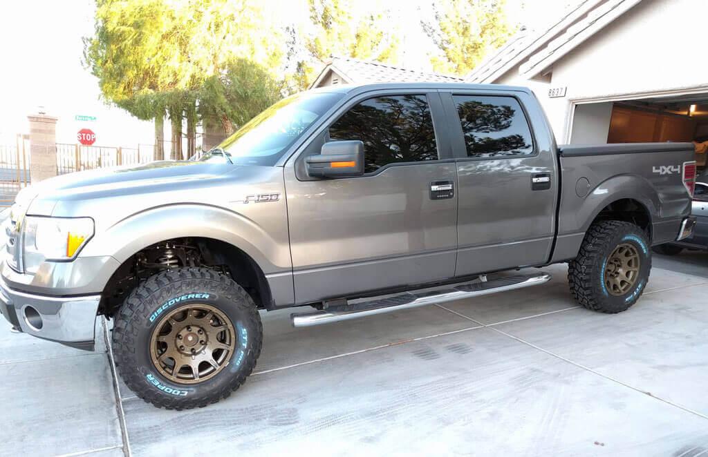 18 Quot Method Wheels 308 Roost Bronze Off Road Rims Md012 2