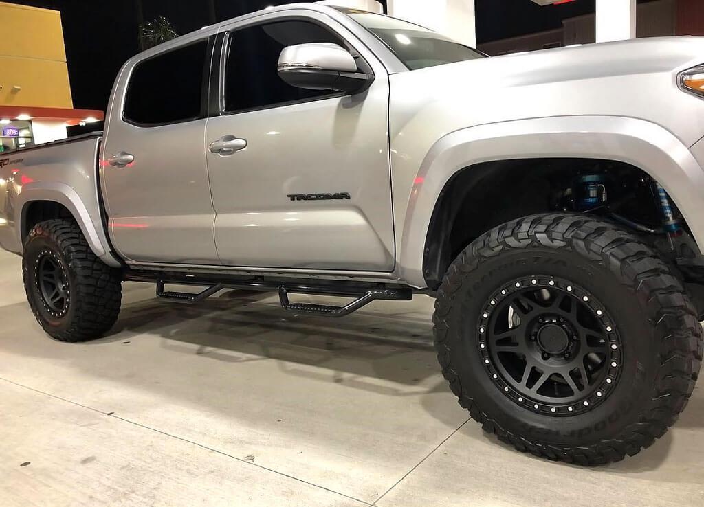 "18"" Method Wheels 312 Matte Black Off-Road Rims #MD077-2"