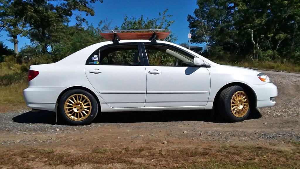 "15"" Motegi Racing Wheels MR141 Rally Gold Rims"