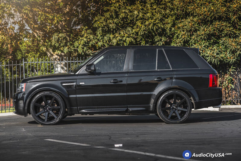 "Range Rover Usa >> 20"" Niche Wheels M168 Verona Gloss Black Rims #NC037-3"