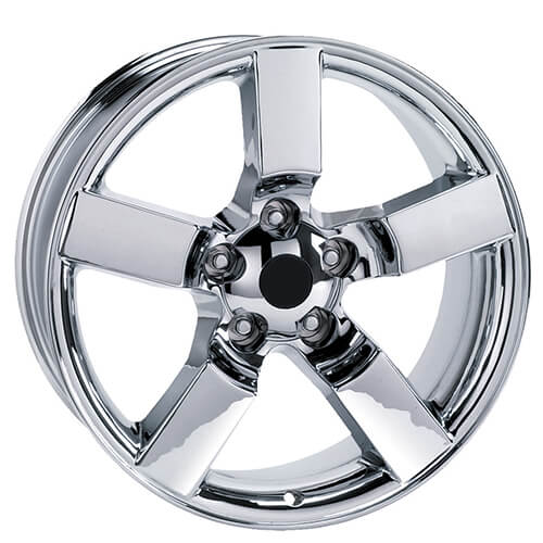 Oem Factory Wheels Style Chrome Rims Audiocity