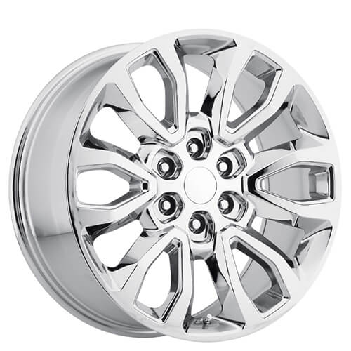 20quot Ford F150 Raptor Wheels Chrome OEM Replica Rims OEM095 1