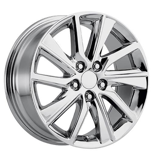 "17"" 2016 Lexus ES300 10-Spoke Wheels Chrome OEM Replica"