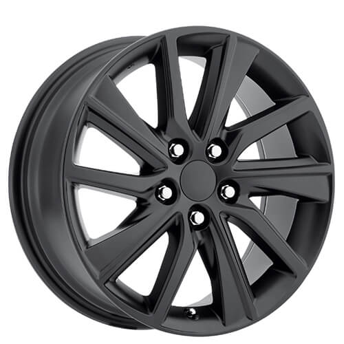 17 Quot 2016 Lexus Es300 10 Spoke Wheels Satin Black Oem