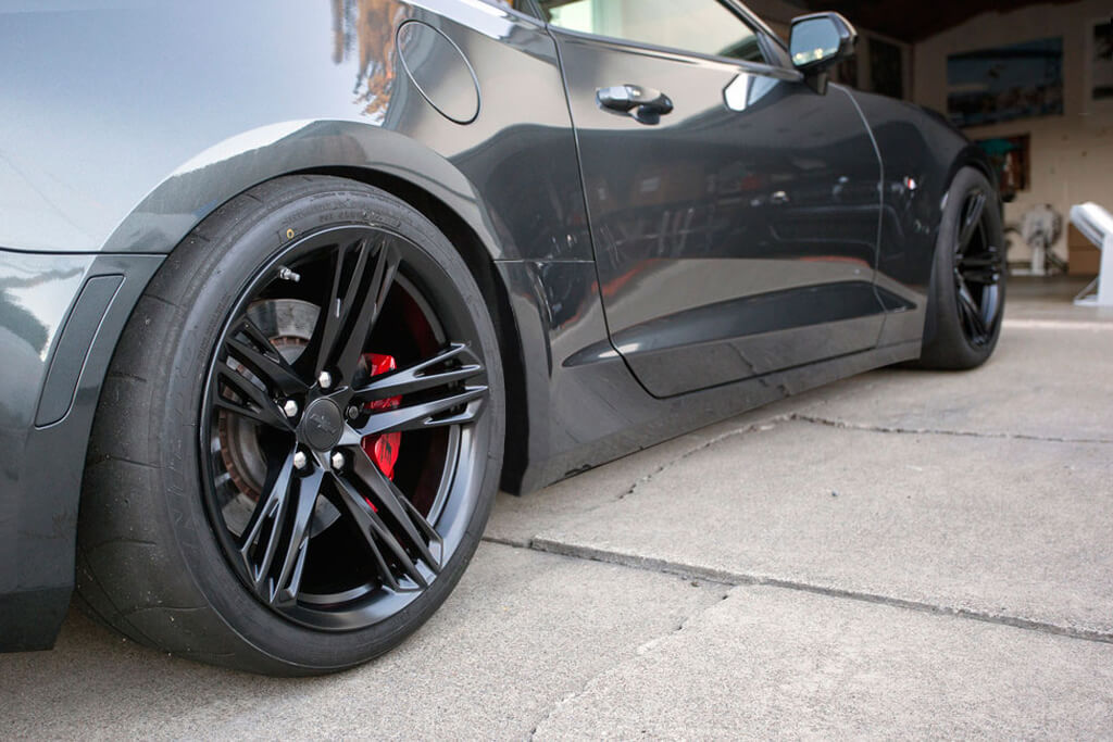 20 Quot Chevy Camaro Wheels Zl1 1le Gloss Black Oem Replica