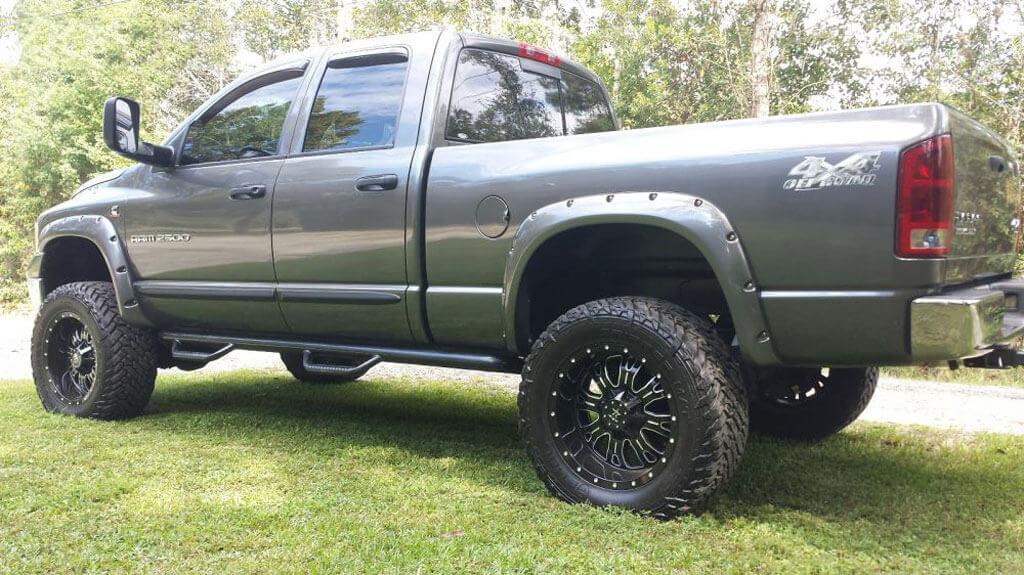 RBP Wheels 89R Assassin Gloss Black Milled Off-Road Rims