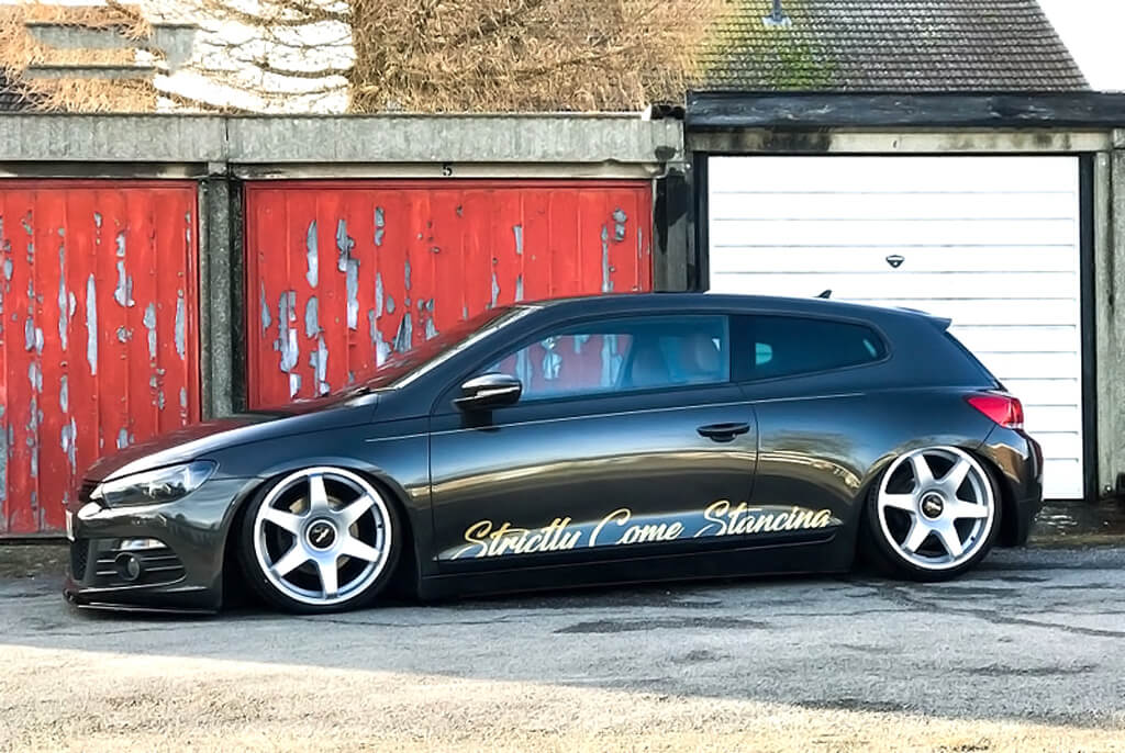 "18"" Rotiform Wheels R114 SIX Gloss Silver Rims"
