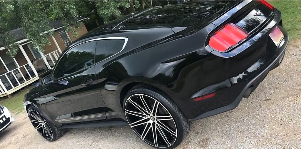20 u0026quot  sevizia wheels se429 black machined rims  svz016