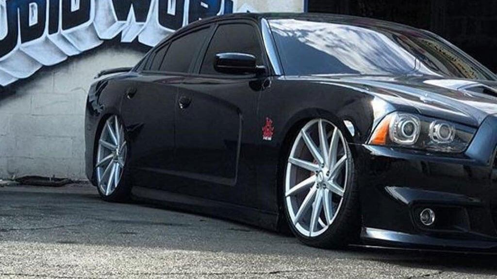 "Mercedes Benz Rims >> 24"" Strada Wheels Sega Silver Machined Rims #STD028-4"
