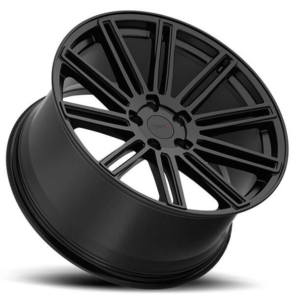 "Bmw Jeep: 18"" TSW Wheels Crowthorne Matte Black Rims #TSW036-1"