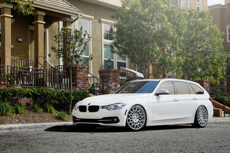 """18"""" TSW Wheels Oslo Silver with Mirror Cut Face Rotary ..."""