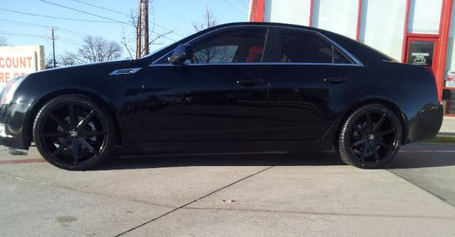 dub wheels push  gloss black rims dub