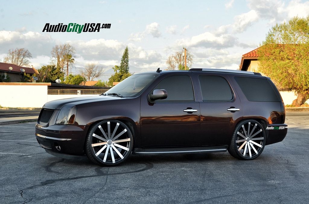 rims wheels velocity 26 vw12 machined yukon gmc vw 28 22 concave machine wheel bagged tires tahoe chevy tire audiocityusa