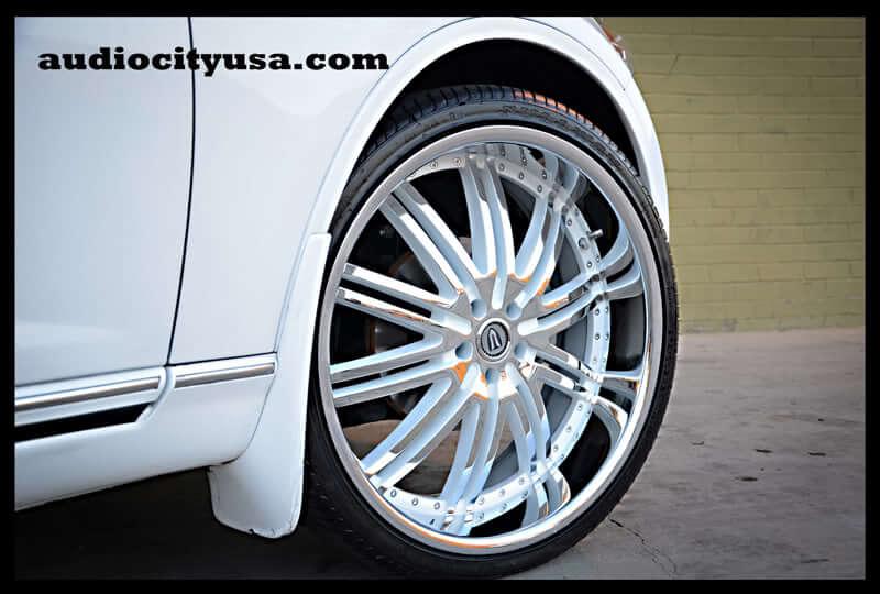 26 Quot Versante Wheels Ve212 Chrome Rims Vs003 6