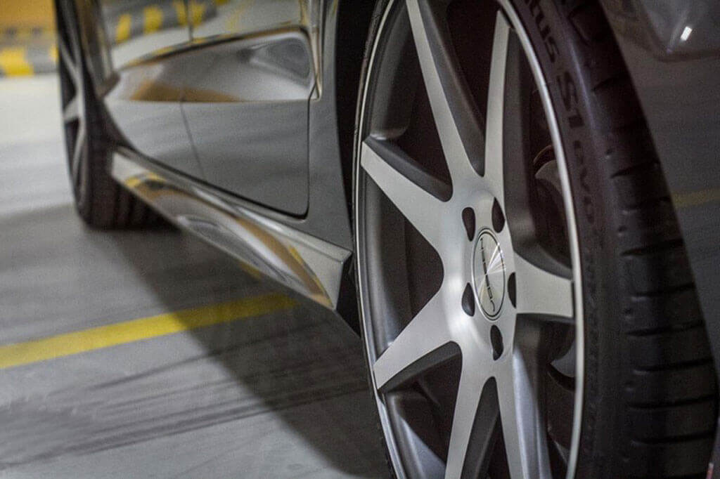 22 u0026quot  vossen wheels cv7 matte graphite machined rims  vss016