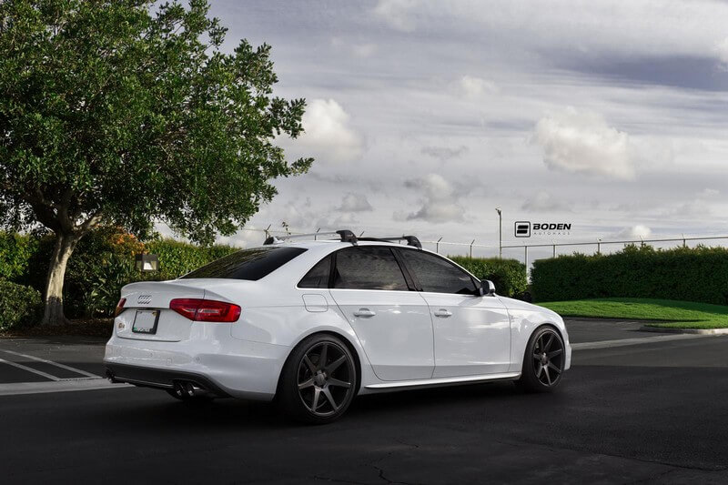 20 u0026quot  staggered vossen wheels cv7 matte graphite rims  vss015