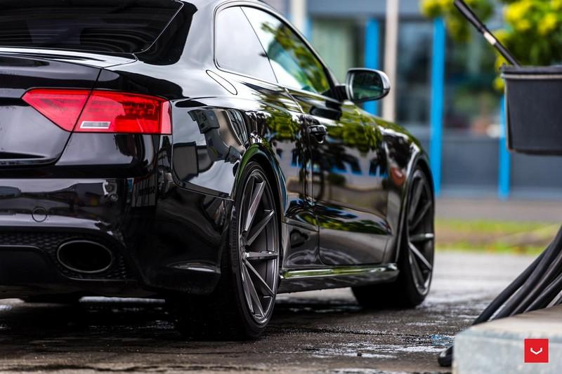 "Audi Used Car Finance >> 19"" Staggered Vossen Wheels CVT Gloss Graphite Rims #VSS020-2"