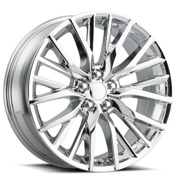 20 Lexus Rx350 F Sport Wheels Chrome Oem Replica Rims Oem218 1