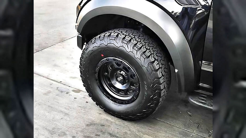 18 Quot Xd Wheels Xd132 Rg2 Satin Black Off Road Rims Xd119 2