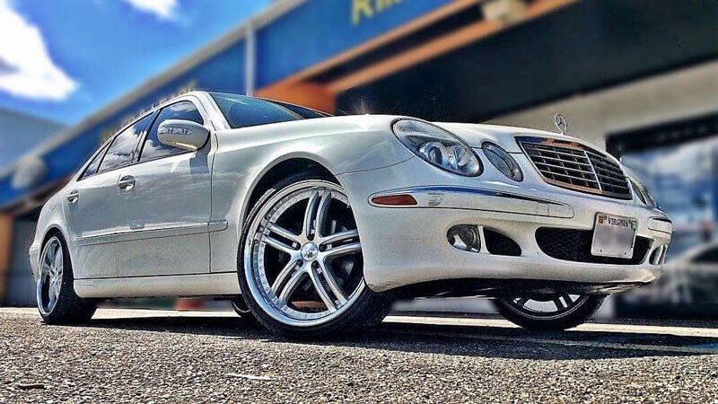 22 Quot Staggered Xix Wheels X15 Silver Machine With Ss Lip