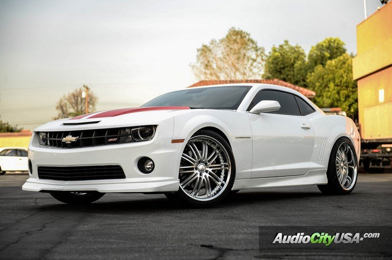 22 Quot Staggered Xix Wheels X23 Silver Machine With Ss Lip