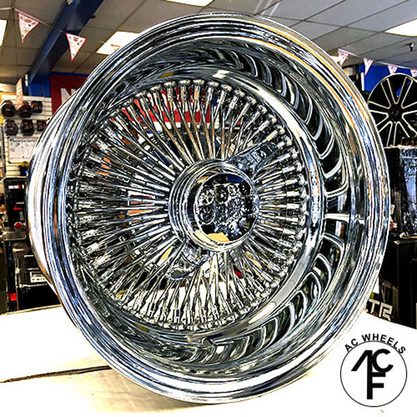 Wire Wheels 13 14 15 20 22 Inch Rims Audiocity Usa