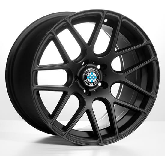 """18"""" 19"""" 20"""" inch LX7 Curva7 BK Wheels Rims for BMW"""