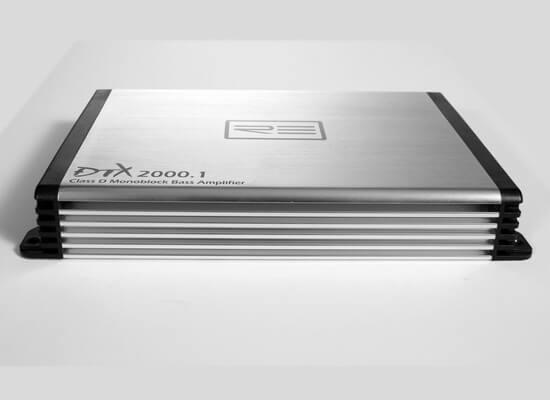 Re Audio DTX-series class-D Monoblock Amplifier 2000W