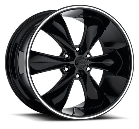 "20""22"" inch Foose Wheels Rims Legend 6 Bk Free Shipping"