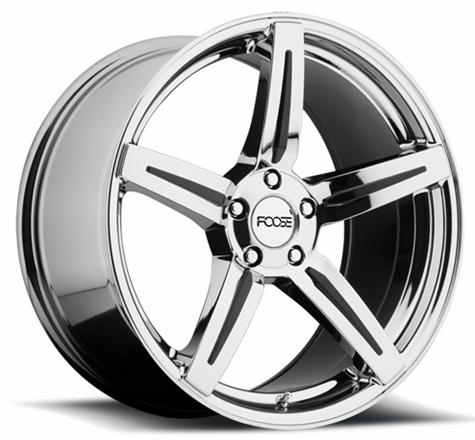 "20"" inch Foose Wheels Rims Enforcer CH Free Shipping"