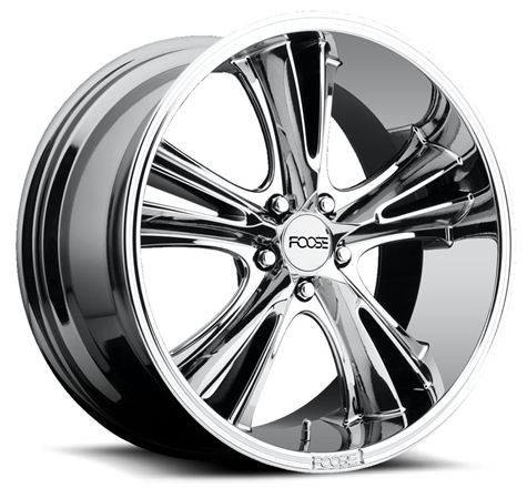 """20"""" inch Foose Wheels Rims Knuckle Buster CH Free Shipping"""