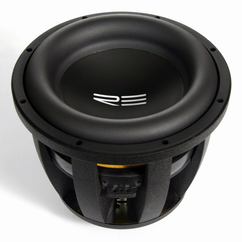Re Audio MX v2-series Woofer 15-inch Dual 1 or 2-ohm 1700W