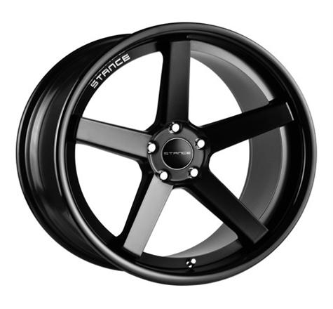 "19""20"" Stance Wheels SC5 BK Rims Free shipping"