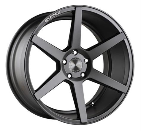 "19""20"" Stance Wheels SC6 Grey Rims Free shipping"
