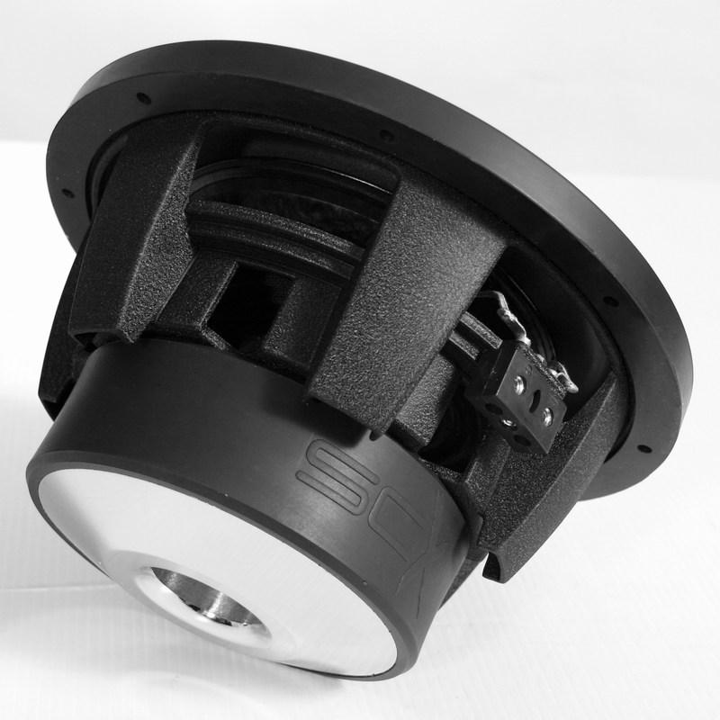 Re Audio SCX v2-series Woofer 10-inch Dual 4-ohm 450W
