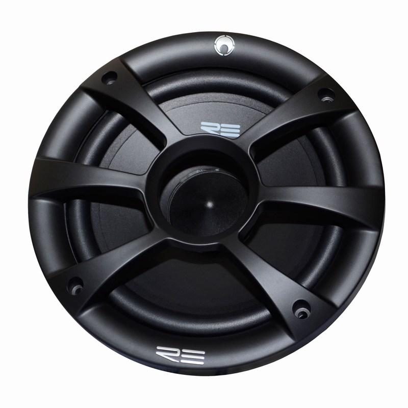 Re Audio SR-series 6.5-inch Midrange 1.1-inch Tweeter Component system set 4-ohm 200W
