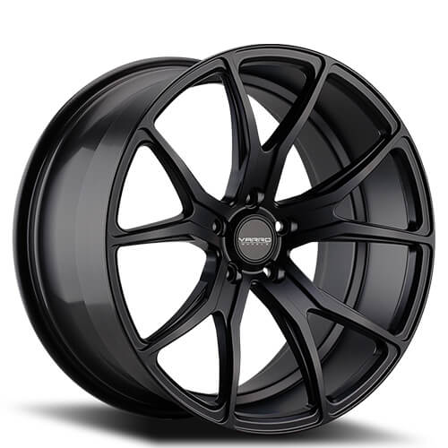 "19"" 20"" 21"" 22"" Varro Wheels VD01 Satin Black Rims"