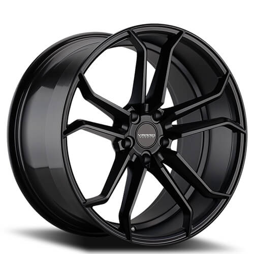"19"" 20"" 22"" Varro Wheels VD02 Satin Black Rims"