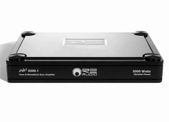Re Audio ZTX v2-series class-D Monoblock Amplifier 3000W