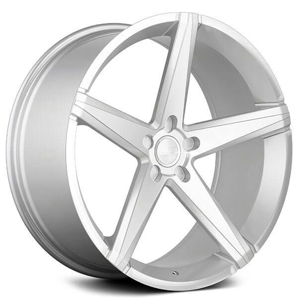 20 Concept One Wheels Csm 002 Silver Machined Rims One034 1