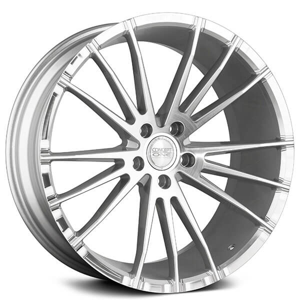 20 concept one wheels csm 001 silver machined rims one032 1 2011 Toyota Sienna 20 concept one wheels csm 001 silver machined
