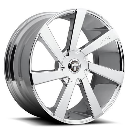 "20"" 22"" 24"" Dub Wheels Rims Directa S132 Chrome *Free Shipping"
