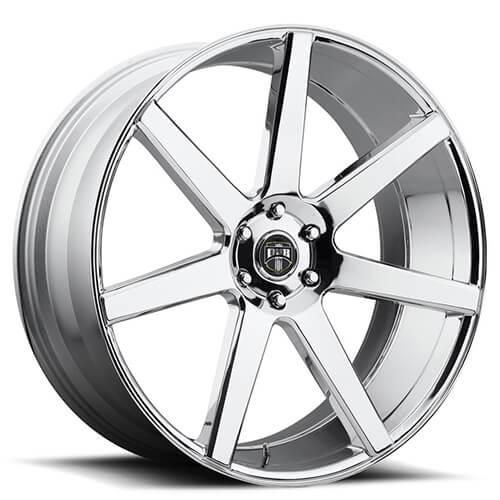 "20"" 22"" 24"" 26"" 28"" Dub Wheels Rims Future S126 Chrome *Free Shipping"