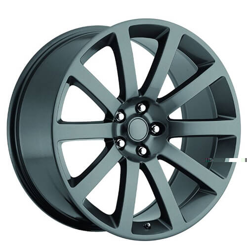 "20"" Chrysler 300C SRT8 Wheels Competition Grey OEM Replica"